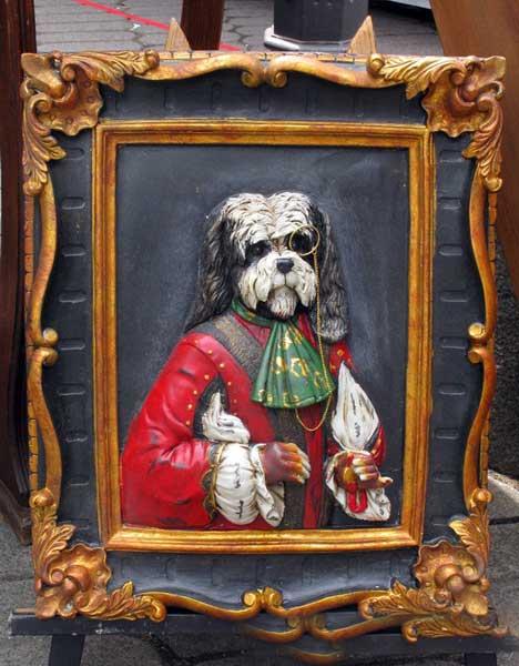 Paint my pet portrait 8x10 canvas