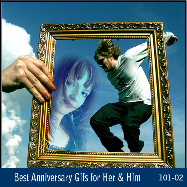 Big One Year couple anniversary boyfriend, girlfriend 1st picture frame