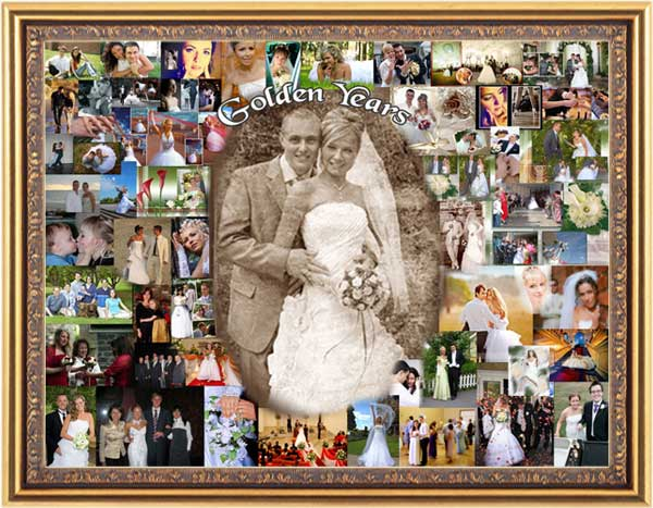 Parents 50th anniversary gift ideas for mother and father