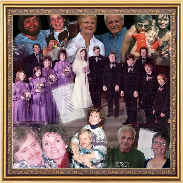 50 marriage years together,  wedding anniversary gift ideas