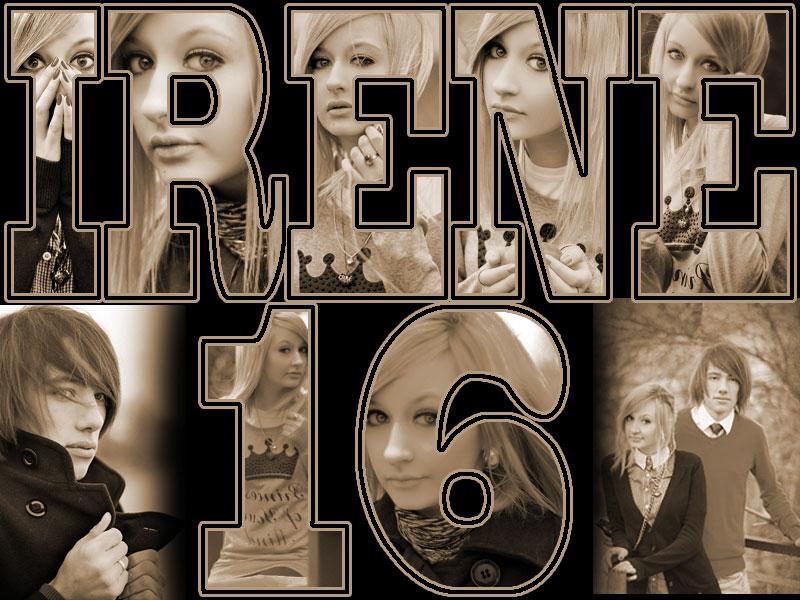 Irene birthday - sweet 16 gift for girlfriend