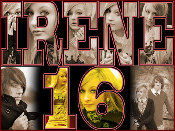 16th Birthday Collage as a Gift for Sweet Sixteen Birth Day