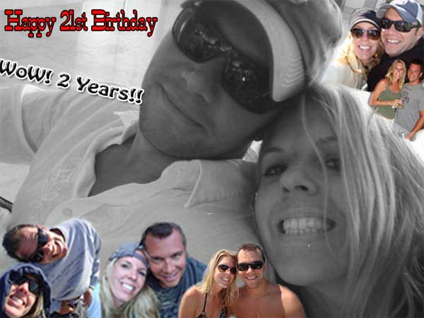 21st birthday collage ideas for boyfriend, 21 wishes from girlfriend