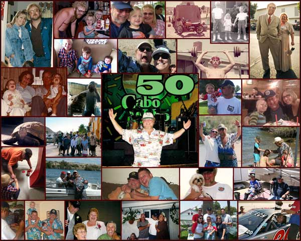 Personal 50th birthday gift ideas for dad