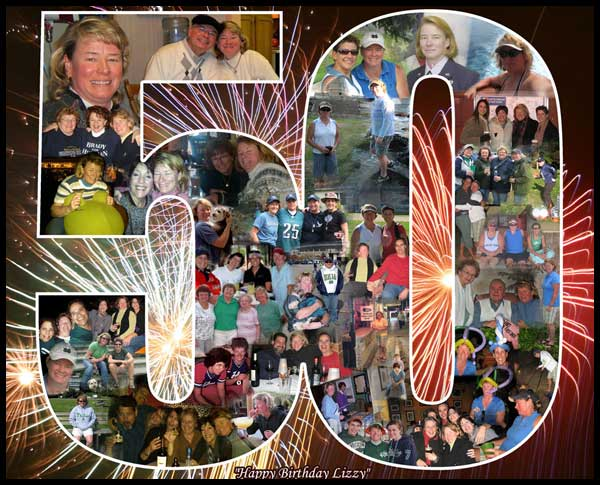 Perfect personalized 50th birthday gift for dad from kids