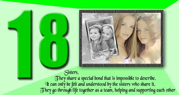 Funny 18th birthday surprise 18 gift ideas for sister