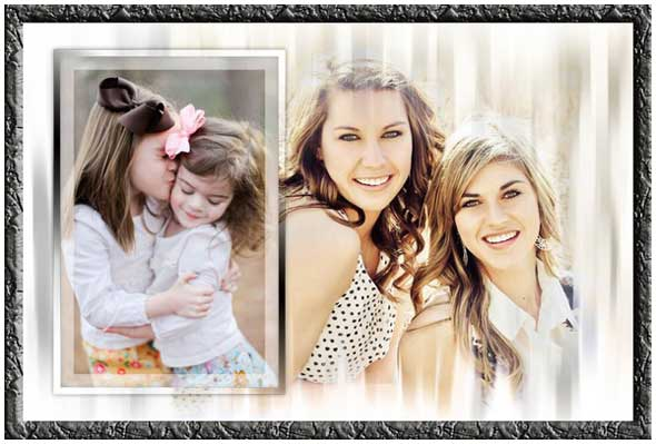 Special 30th birthday gift ideas sister – frames poster