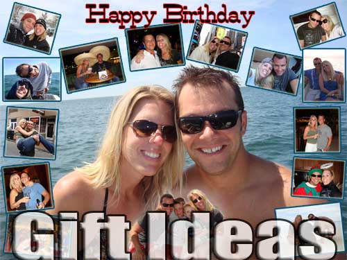 35x40 birthday picture collage for wife turn 25th