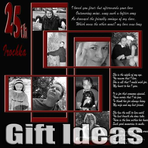 25 gifts and ideas for wife 25th birthday, good for 36, 37, 38, 39, 40