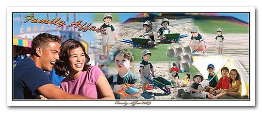 Children Photo Collage