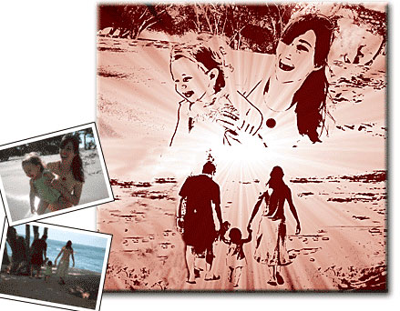 Gift for Mother that'll make Mom's Day - photo to popart