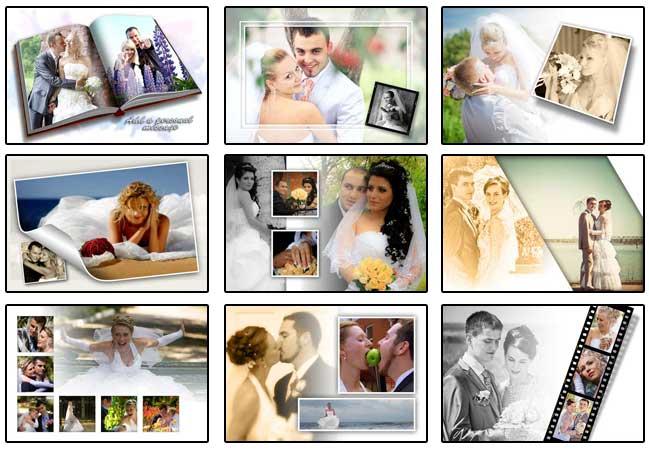 Wedding photo-poster album 2