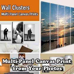 Personalized Multi-Panel Canvas 