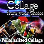 Personalized Photo Collage and picture montage gift ideas