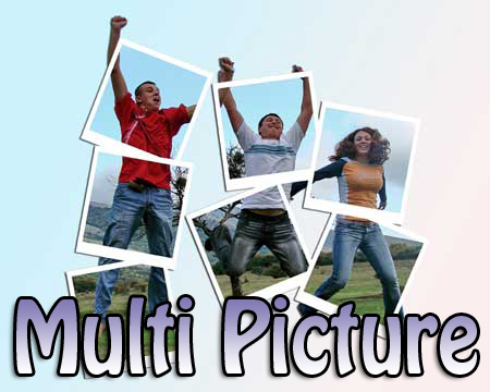 Multi-Photo poster gift ideas
