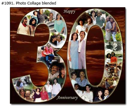 Good 30-31-32-33-34 years marriage wedding anniversary gift ideas