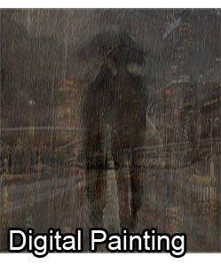 Digital Paintings Collection