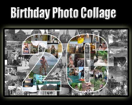 Best 20 Photo Collage Idea For Ex Boyfriends 20th Birthday