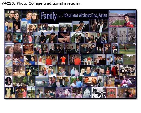 Cool 35th family photo collage for 35 year old brother