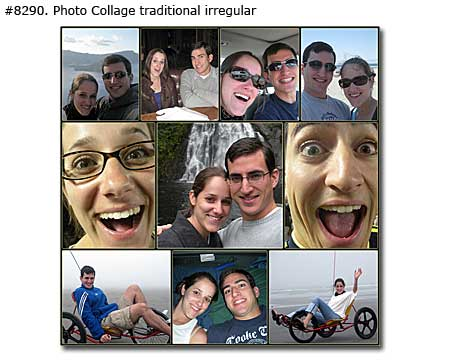 Perfect 21st birthday picture collage for brother turn 21