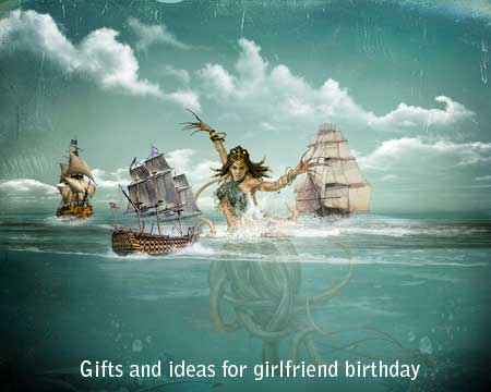 gift of fantasy for girlfriends birthday full of surprises