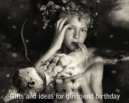 what girlfriend want for birthday