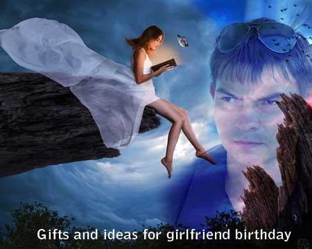 photo gift for girlfriend birthday