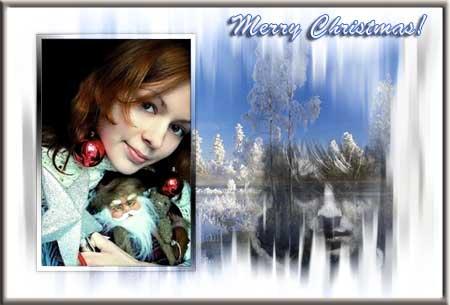 AMerry Christmas Girlfriend- Boyfriend Gift Calendar