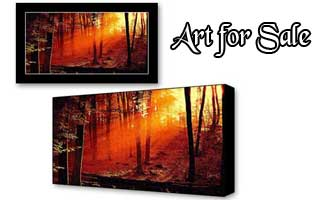Landscape art pictures for sale