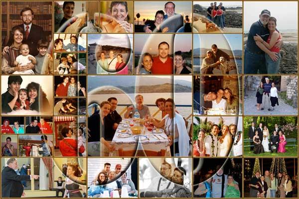 Photo Collage gift ideas for birthday and anniversary