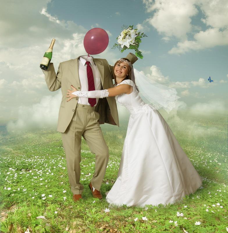 Pop Art - Wedding Couple