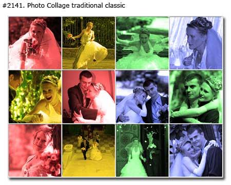 Wedding collage example 2141