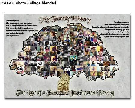 My Family History - The Love of a Family is Life's Greatest Blessing