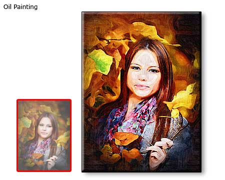 Portrait Painting Samples page-47
