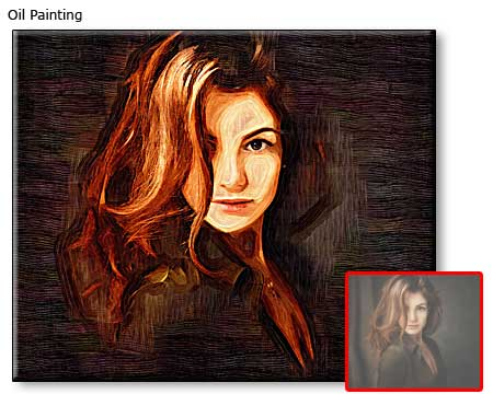 Portrait Painting Samples page-48