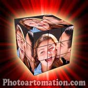 Rubiks Cube Collage - Art Photo Prints