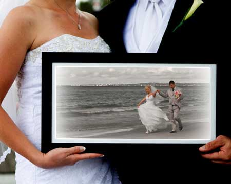 Personalized Wedding Poster Templates, Custom size Frames, Large Print