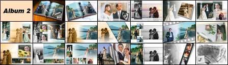 Wedding Photo Design – Album 2