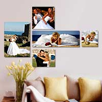 Wedding Multi-Panel Canvas