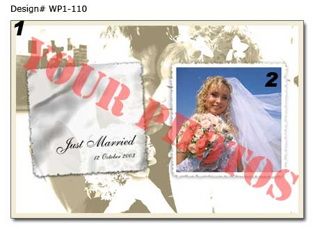WP1-110 Wedding Poster