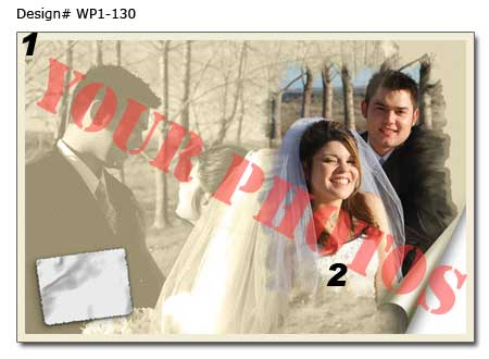 WP1-130 Wedding Poster