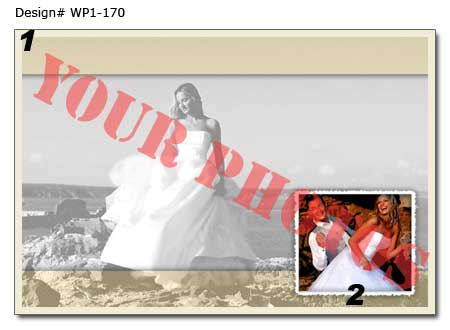 WP1-170 Wedding Poster
