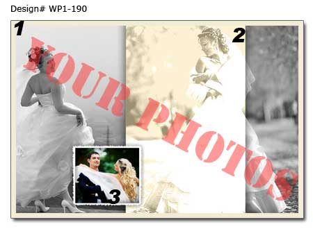 WP1-190 Wedding Poster