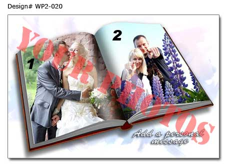 WP2-020 Wedding Poster