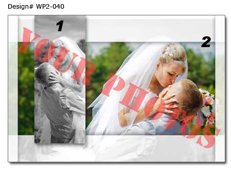 4th Wedding photo collage