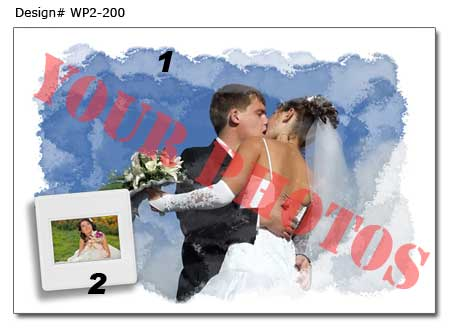 WP1-200 Wedding Poster