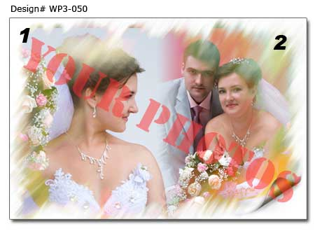 WP3-050 Wedding Poster