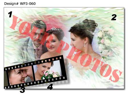 WP3-060 Wedding Poster