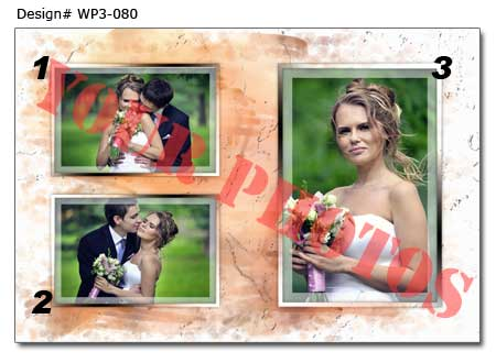WP3-080 Wedding Poster