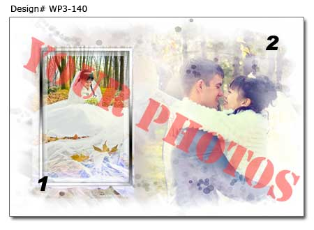 WP3-140 Wedding Poster